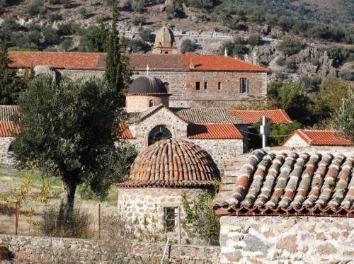 Limonos Monastery (Agios Ignatios)
