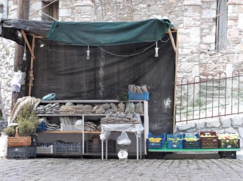 Local products in Agiasos